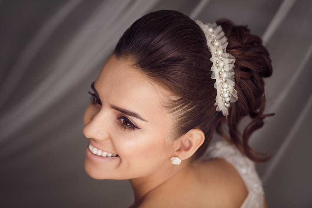 Bridal Hair and Makeup at Keene Edge Salon, Richland, WA