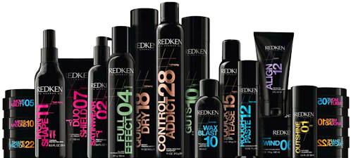 Redken Products at Lavish Hair Designs in Richfield, WA