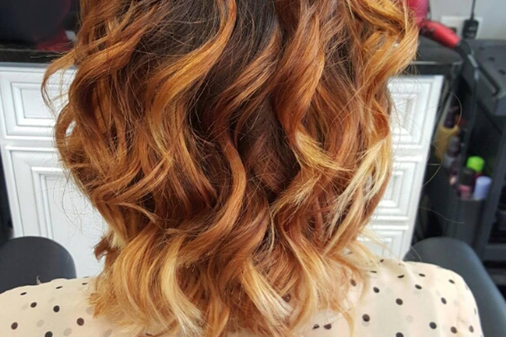 Bayalage hair coloring technique Lavish Hair Salon