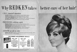 Vintage Redken ad