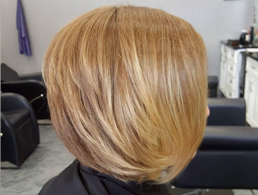 Tri City Hair Salon, WA, featuring the latest in cutting edge styles and colors