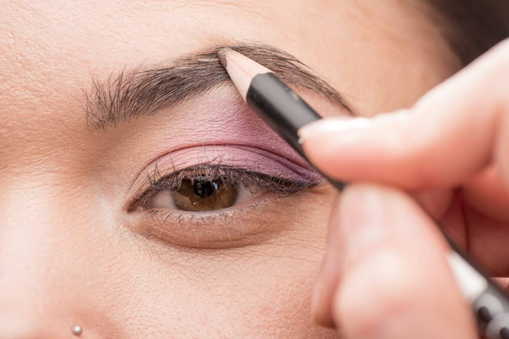 Eyebrow and eyeliner is done by Lavish Hair Designs